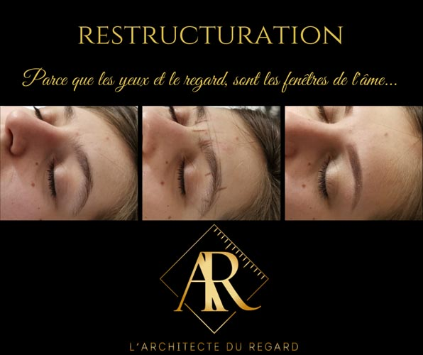 Maquillage Restructuration